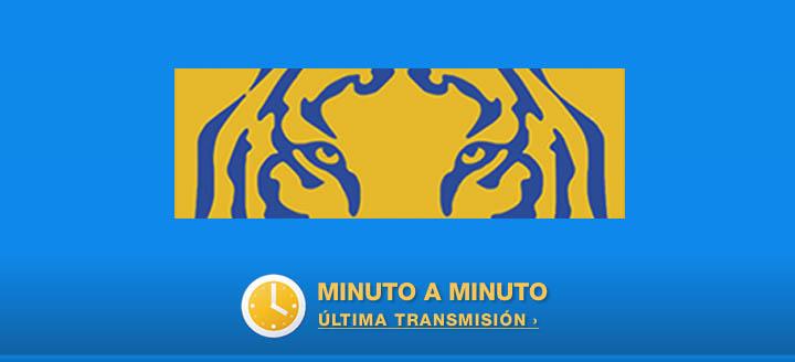 Tigres Minuto a Minuto
