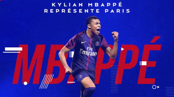 PSG-Mbappé-Neymar